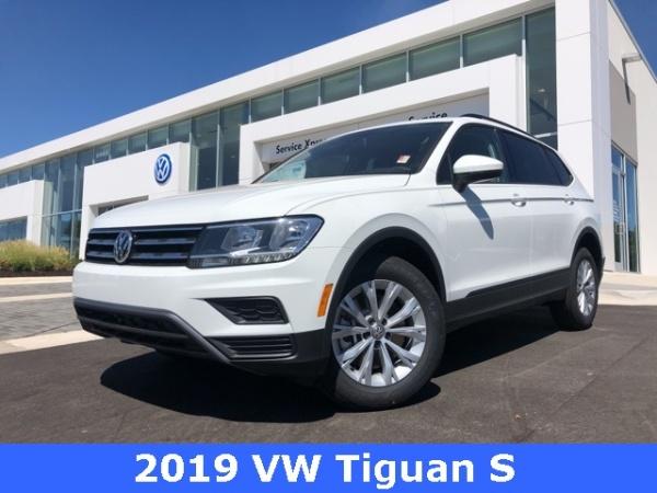 2019 Volkswagen Tiguan in Huntsville, AL