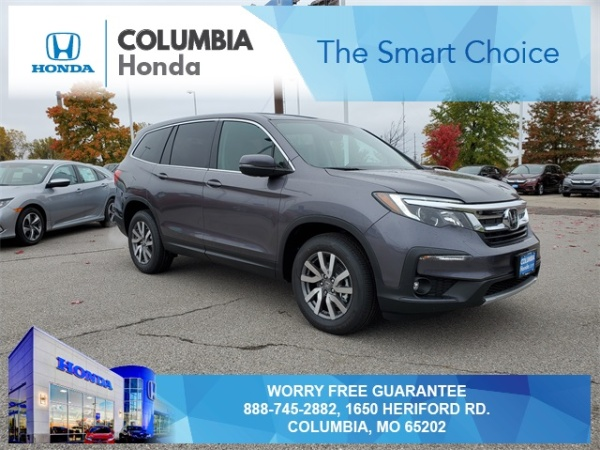 2020 Honda Pilot in Columbia, MO