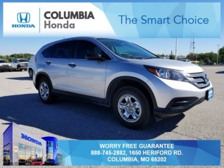 Used 2014 Honda CR V LX FWD For Sale In Columbia, MO