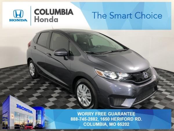 2017 Honda Fit in Columbia, MO
