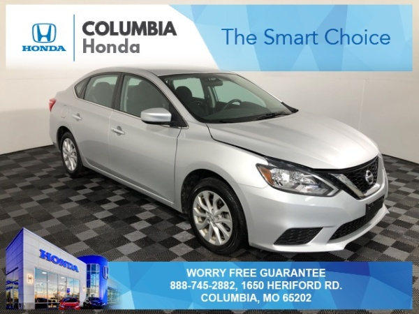 2018 Nissan Sentra in Columbia, MO