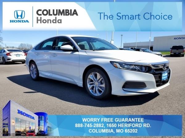2019 Honda Accord in Columbia, MO