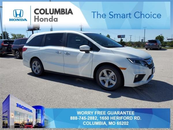 2020 Honda Odyssey in Columbia, MO