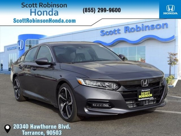 2020 Honda Accord in Torrance, CA