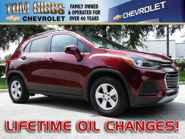 2017 Chevrolet Trax Lt Fwd For Sale In Palm Coast Fl Truecar