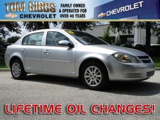 2010 chevrolet cobalt 1lt sedan for sale in palm coast, fl