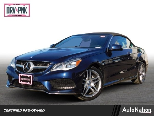 Truecar Used Cars >> 2016 Mercedes-Benz E-Class E 400 Cabriolet RWD For Sale in Buena Park, CA | TrueCar