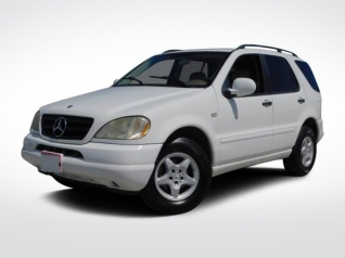 2000 mercedes-benz m-class ml 320 for sale in buena park, ca