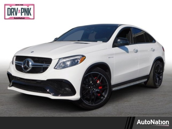 2019 Mercedes Benz Gle Gle 63 S Amg Coupe 4matic For Sale In