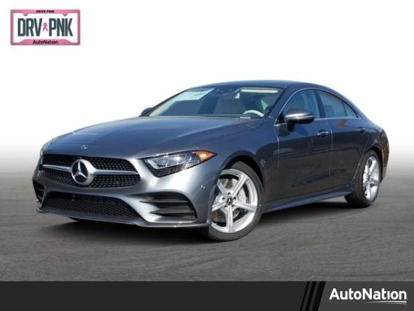 2019 Mercedes-Benz CLS CLS 450