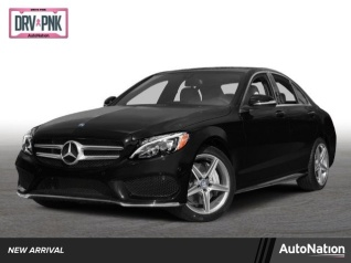 Used 2015 Mercedes Benz C Class C 300 Sedan RWD For Sale In Buena