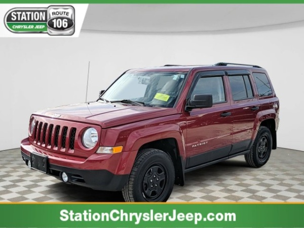 2016 Jeep Patriot in Mansfield, MA