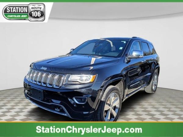 2016 Jeep Grand Cherokee in Mansfield, MA