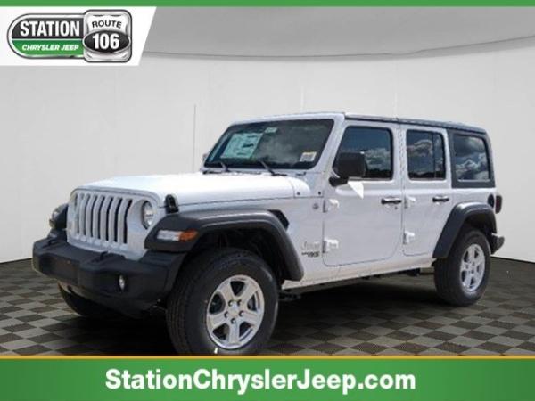 2020 Jeep Wrangler in Mansfield, MA