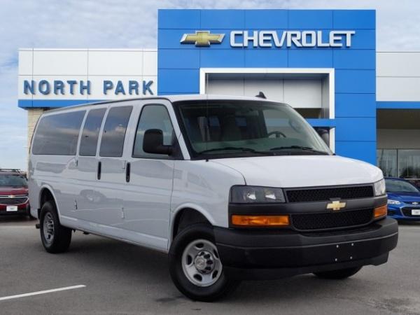 2019 Chevrolet Express Passenger in Castroville, TX