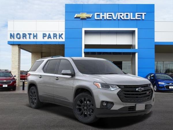 2019 Chevrolet Traverse in Castroville, TX