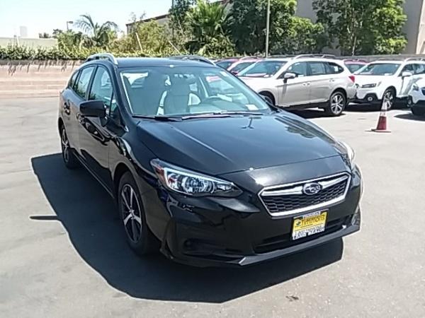 2019 Subaru Impreza in Long Beach, CA