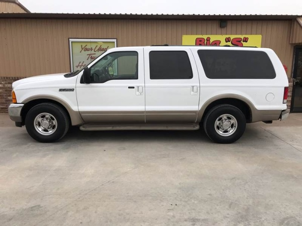 2000 Ford Excursion in Blanchard, OK