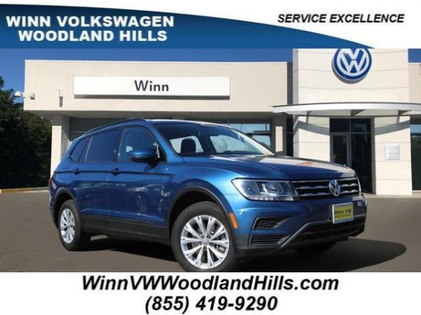 2019 Volkswagen Tiguan in Woodland Hills, CA