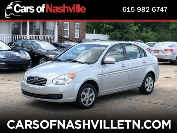 2011 Hyundai Accent Gls Sedan Automatic For Sale In