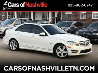 Used 2012 Mercedes Benz C Class C 250 Luxury Sedan RWD For Sale In