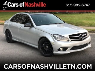 Used 2010 Mercedes Benz C Class C 300 Sport Sedan RWD For Sale In