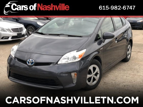 used toyota prius for sale in clarksville tn u s news world report. Black Bedroom Furniture Sets. Home Design Ideas