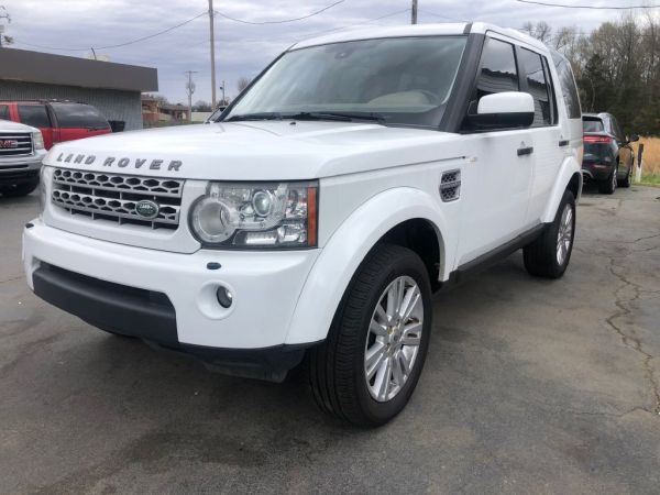 2011 Land Rover LR4 in Cabot, AR