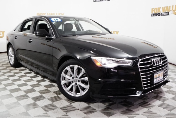 2018 Audi A6 in St Charles, IL