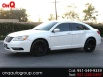 2014 Chrysler 200 LX Sedan for Sale in Corona, CA