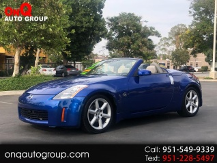 Used 2005 Nissan 350Z Touring Roadster Auto For Sale In Corona, CA