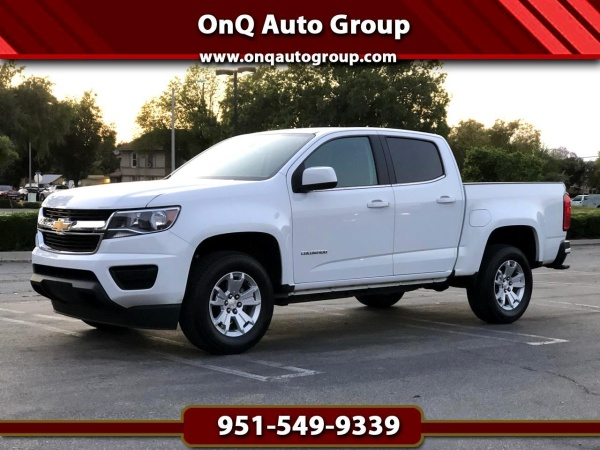 2019 Chevrolet Colorado in Corona, CA