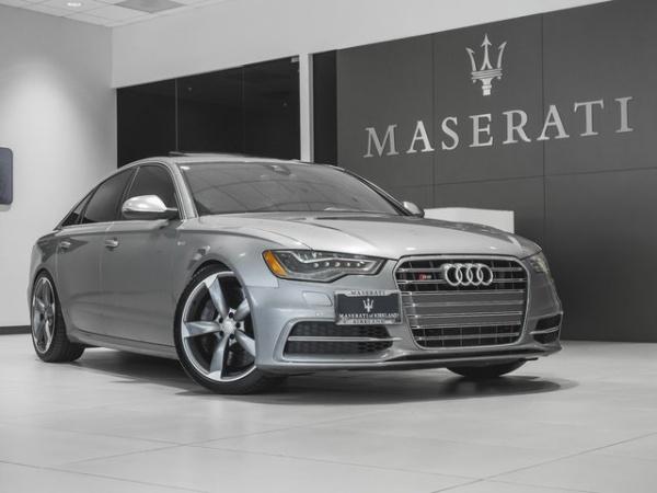 2015 Audi S6 in Kirkland, WA