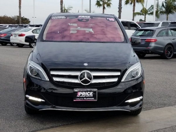2015 Mercedes Benz B Class Hatchback Electric Drive For Sale In