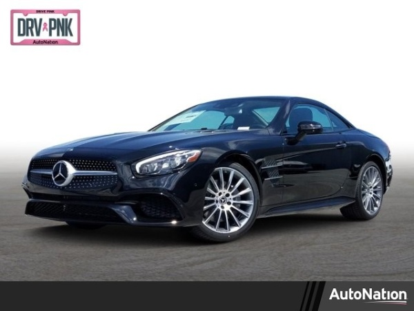 2019 Mercedes-Benz SL
