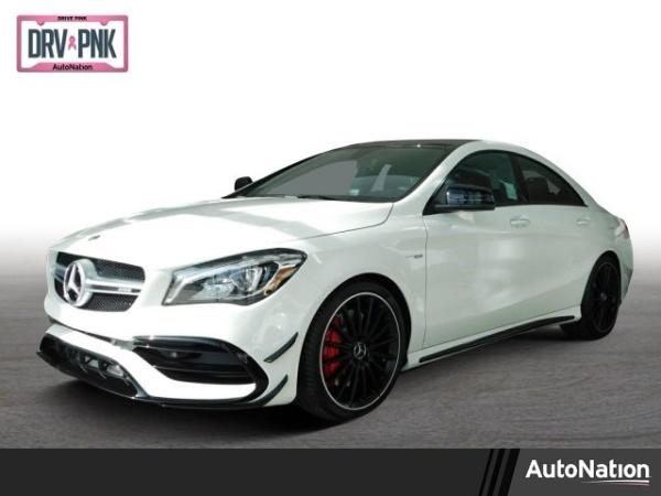 2018 Mercedes-Benz CLA