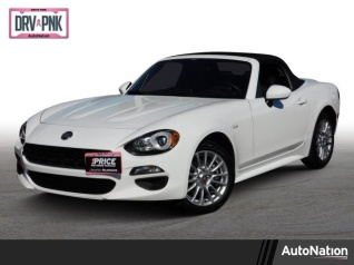 2017 Fiat 124 Spider Clica For In Torrance Ca