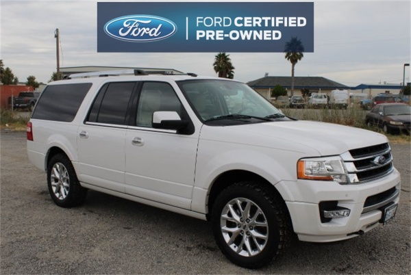 2016 Ford Expedition in Dixon, CA