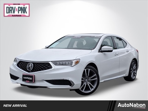 2020 Acura TLX in Torrance, CA
