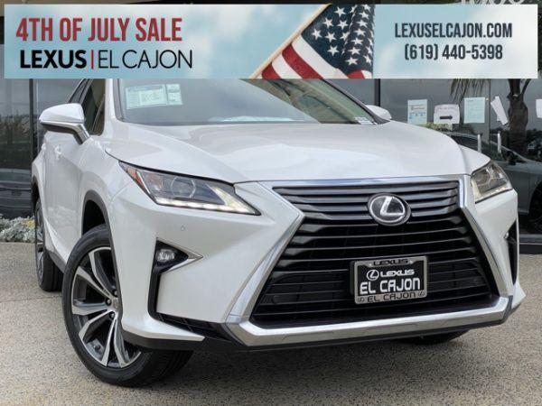 2016 Lexus RX in El Cajon, CA