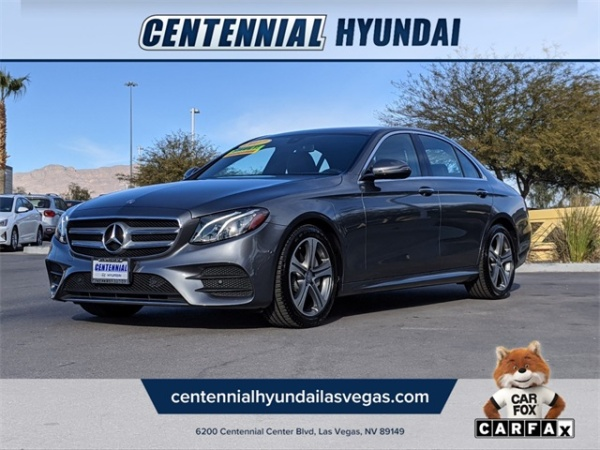 2017 Mercedes-Benz E-Class in Las Vegas, NV