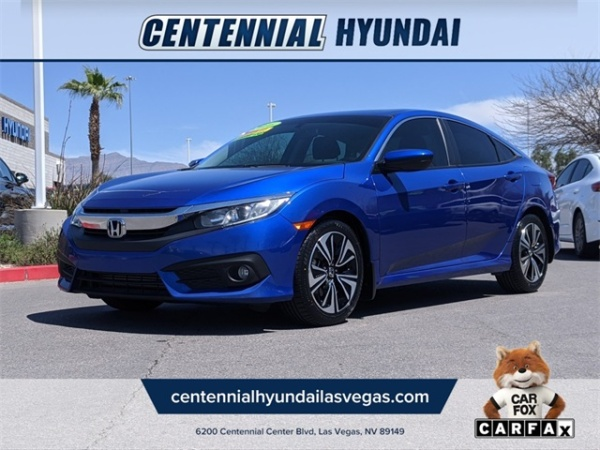 2016 Honda Civic in Las Vegas, NV