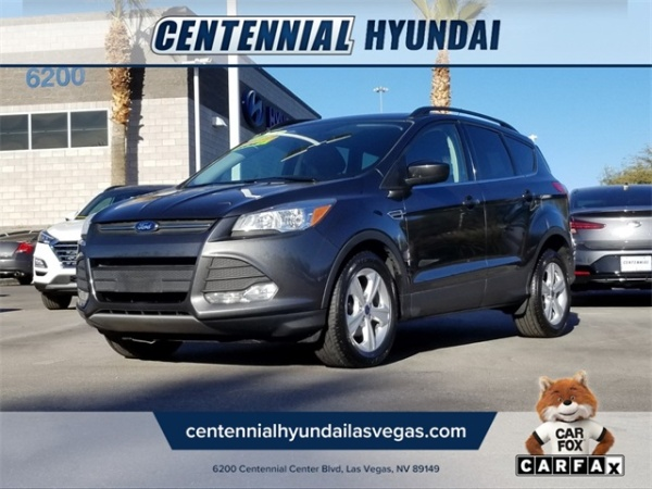 2016 Ford Escape in Las Vegas, NV