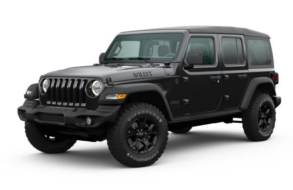 2020 Jeep Wrangler in Bayside, NY