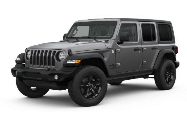 2019 Jeep Wrangler Unlimited Sport Altitude For Sale In