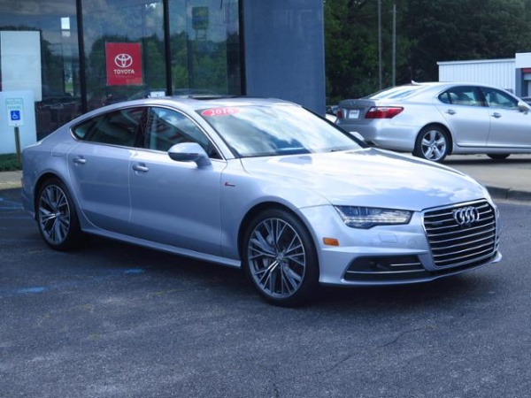 2016 Audi A7 Prestige Sportback 3.0S quattro For Sale in ...