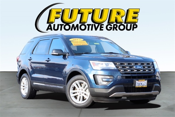 2017 Ford Explorer in Concord, CA