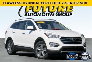 Used 2015 Hyundai Santa Fe GLS FWD For Sale In Concord, CA
