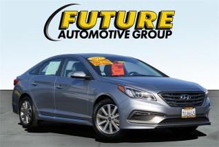 Used 2017 Hyundai Sonata Limited 2.4L For Sale In Concord, CA