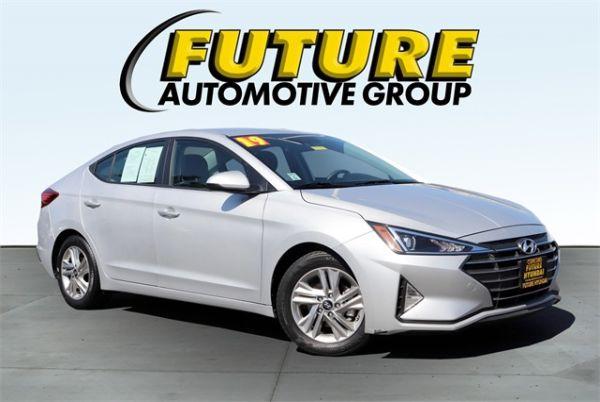 2019 Hyundai Elantra in Concord, CA